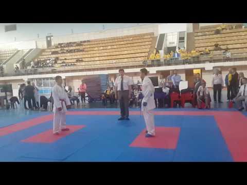 Kyiv Open 2016. Финал мужчины -67 кг. Дышловенко Евгений (Тигренок) - Яворский Владимир (Легион)