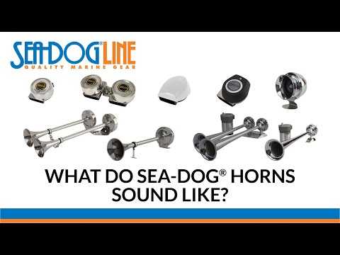 Sea-Dog Horns - What do Sea-Dog horns sound like?