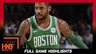 Boston Celtics vs Milwaukee Bucks Full Game Highlights / Week 2 / 2017 NBA Season