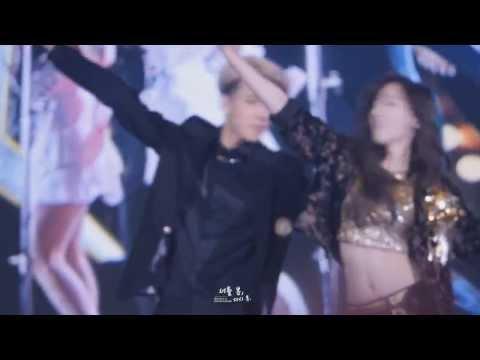 131229 Sehun & Taeyeon   Crazy In Love