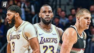 Los Angeles Lakers vs Denver Nuggets - Full Game Highlights | December 3, 2019 | 2019-20 NBA Season