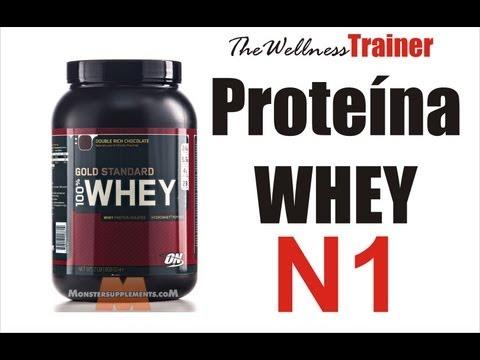 La Proteina en polvo Necesaria Para Ganar Masa Muscular Oh