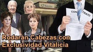 Televisa Deja en el Desamparo a sus Primeros Actores