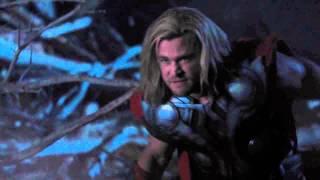 Avengers Thor vs Ironman vs Captain America