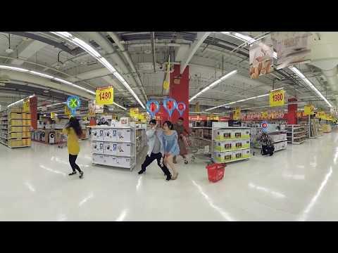 地震模擬 VR360