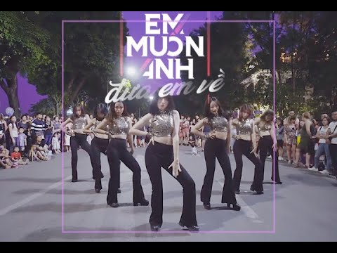[ VPOP IN PUBLIC CHALLENGE ] Em Muốn Anh Đưa Em Về (#EMADEV) Choreography by The Heat