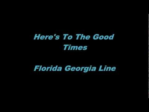 Here's To The Good Times (Album Version)