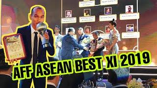 🏅AFF Awards 2019: Riko Simanjuntak Raih Penghargaan - AFF ASEAN BEST XI 2019