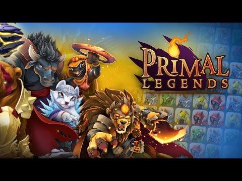 Играй Primal Legends На ПК 1