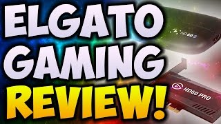 Elgato Game Capture HD60 Pro vs HD60 S (Review/Comparison) - What I Use To Record My Gameplay!