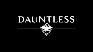 PS4 Dauntless - My First 40 Minutes (Roughly)