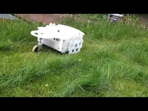 ardumower mit ebm papst m hmotor im h rte test diy robotmower. Black Bedroom Furniture Sets. Home Design Ideas