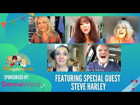 LEGEND Steve Harley Flies in For A Catch Up! | Wonderbirds Episode 79