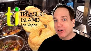Treasure Island Buffet Las Vegas - ALL NEW All You Can Eat!