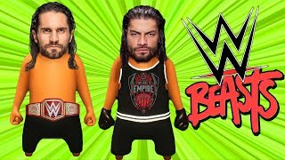 WWE GANG BEASTS ONLINE with THE SHIELD Videos - Playxem com