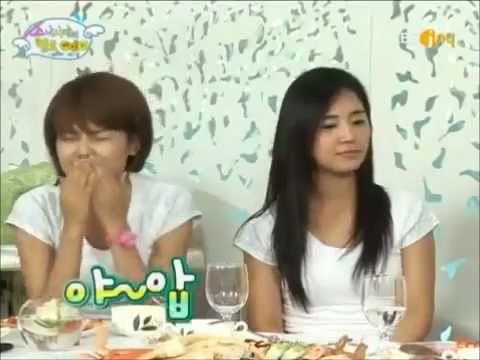When SNSD sneeze...