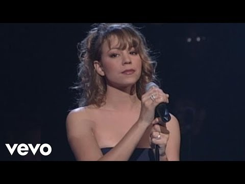 Mariah Carey - Hero (Live at Madison Square Garden 1995)