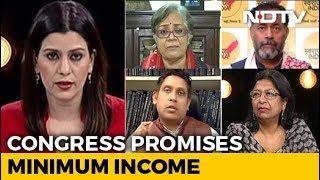 Rahul Gandhi's Minimum Income Promise: Gamechanger Or Non-..