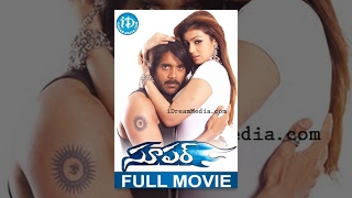Super Telugu Full Movie   Nagarjuna, Ayesha Takia, Anushka Shetty   Puri Jagannadh   Sandeep Chowta