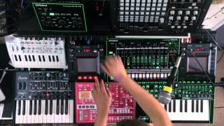 How to make electronic music live without a laptop
