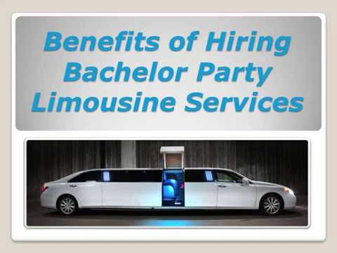 Benefits of Hiring Bachelor Party Limousine Services
