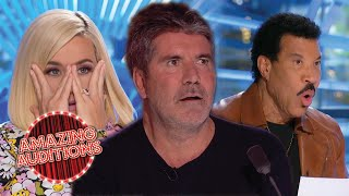 WILDEST Auditions On X Factor, Got Talent And American Idol | Amazing Auditions