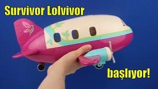 Survivor Lolvivor Yarışmacılar Eşya Seçiyorlar! Lolzanya'ya Uçuyorlar Blm1 #LOLBebekSürprizleri İZLE