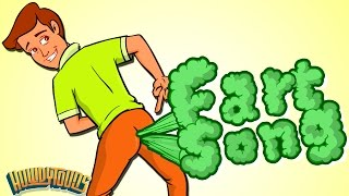 The Fart Song and More Funny Songs for Kids | Cartoon Videos for Kids by Howdytoons