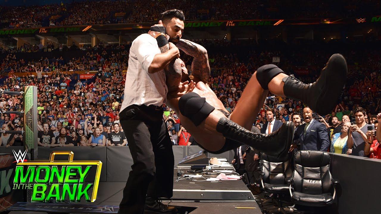 Wwe Money In The Bank Randy Orton Vs Jinder Mahal Wwe