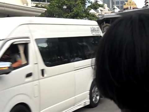 120727  EXO Dusit Thani Bangkok Hotel