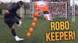 F2 VS INSANE ROBO-KEEPER! (UNBEATABLE!)