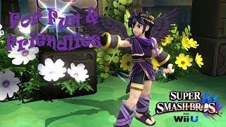 Super Smash Bros. Wii U (For Fun & Friendlies) # 117