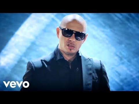 Pitbull - International Love ft. Chris Brown