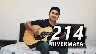 214 (WITH TAB) Rivermaya | Fingerstyle Guitar Cover by Jorell