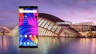 Video Doogee Mix 2 CdYRt1led2g