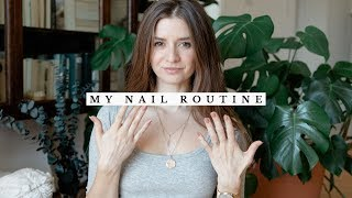 How to Grow Long Nails + Nail Care Routine | Dearly Bethany