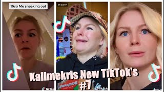 Newest Kallmekris TikTok compilation #7 || TikTok Most Watched