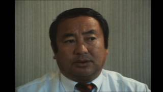 Reportage antigang marseille années 80 Le chinois (Van Loc)