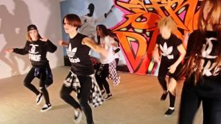 Ciara - Super Turnt Up | Adrianna Rajkowska choreography
