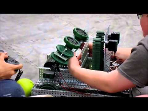 DFMS VEX 2533B Promotional Video | REC Foundation Online