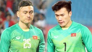 Thủ môn Bùi Tiến Dũng bất ngờ cùng Đặng Văn Lâm làm điều này sau Vô địch AFF Cup 2018