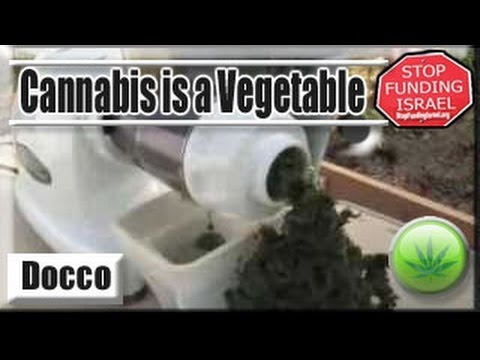 Marijuana / Cannabis Is Genetically Classified as a Vegetable