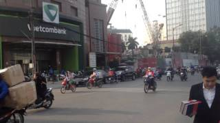 Văn Phòng Cho Thuê, Tòa Nhà Vietcombank Tower 198 Trần Quang Khải,Hà Nội