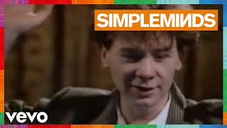 Simple Minds - Don't You (Forget About Me) [Official Video]