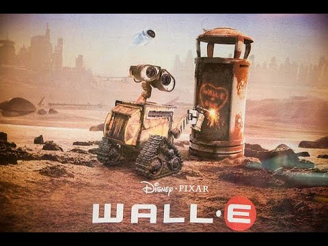 WALL-E Andrew Stanton Interview - YouTube