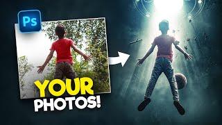 Editing YOUR Photos in Photoshop!   S1E5