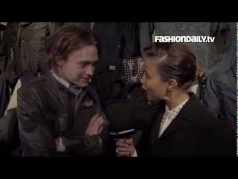 Caleb Landry Jones - G-Star Raw opening Cannes 2012 interview ...