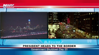 FNN: President Trump visits the border and double downs on border wall
