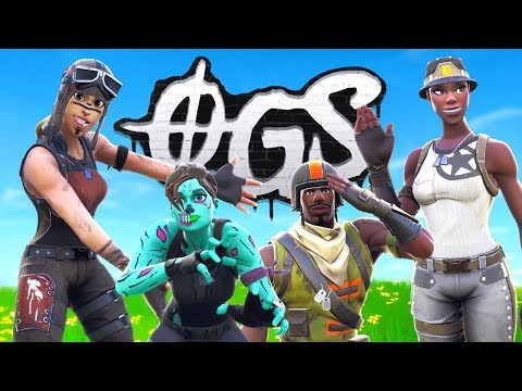 Welcome to my OG Skin Fortnite Clan (RARE Skins Only)