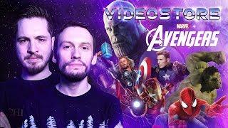 Avengers ( feat. LAINK et TERRACID ) - Videostore